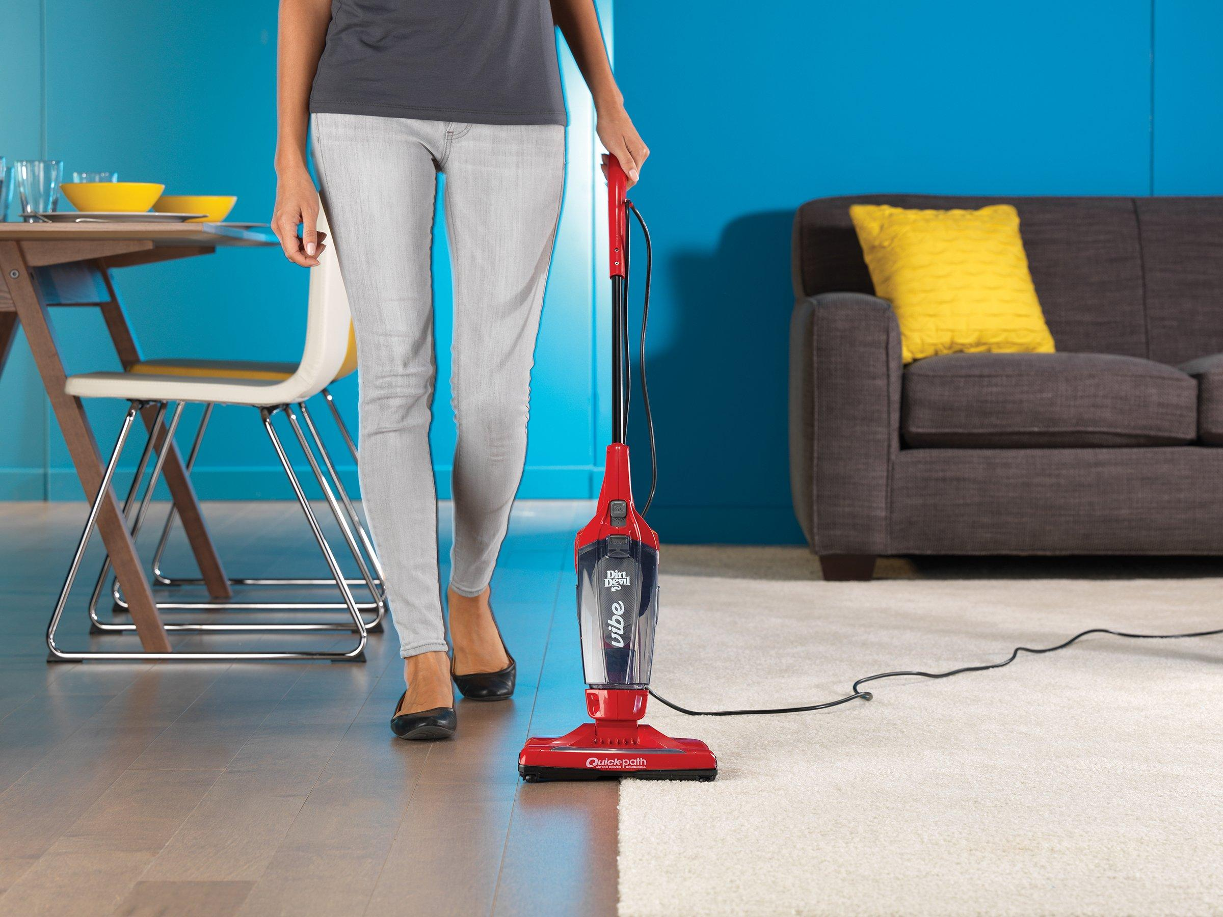 Vibe 3-in-1 Corded Bagless Stick Vacuum5