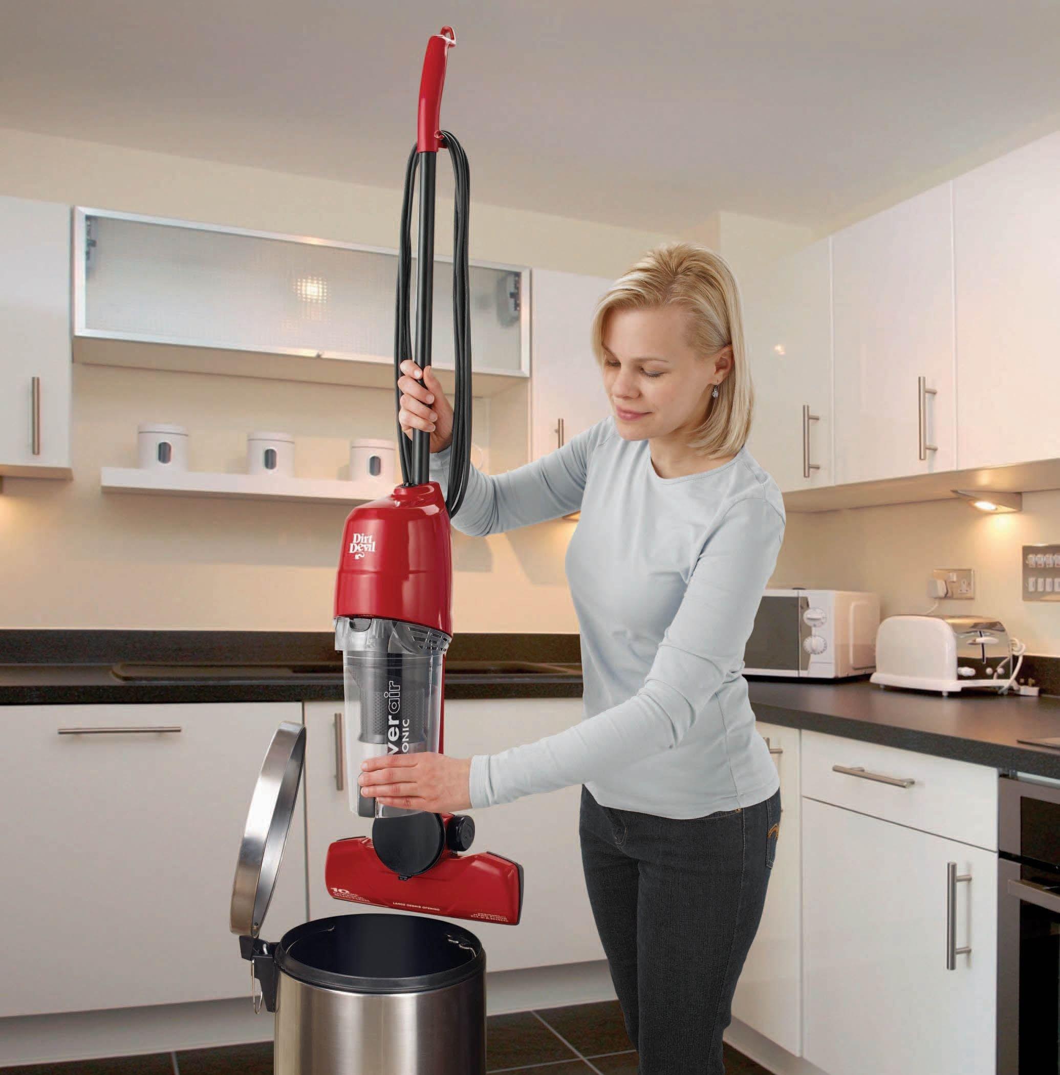 Power Air Cyclonic Corded Stick Vacuum6