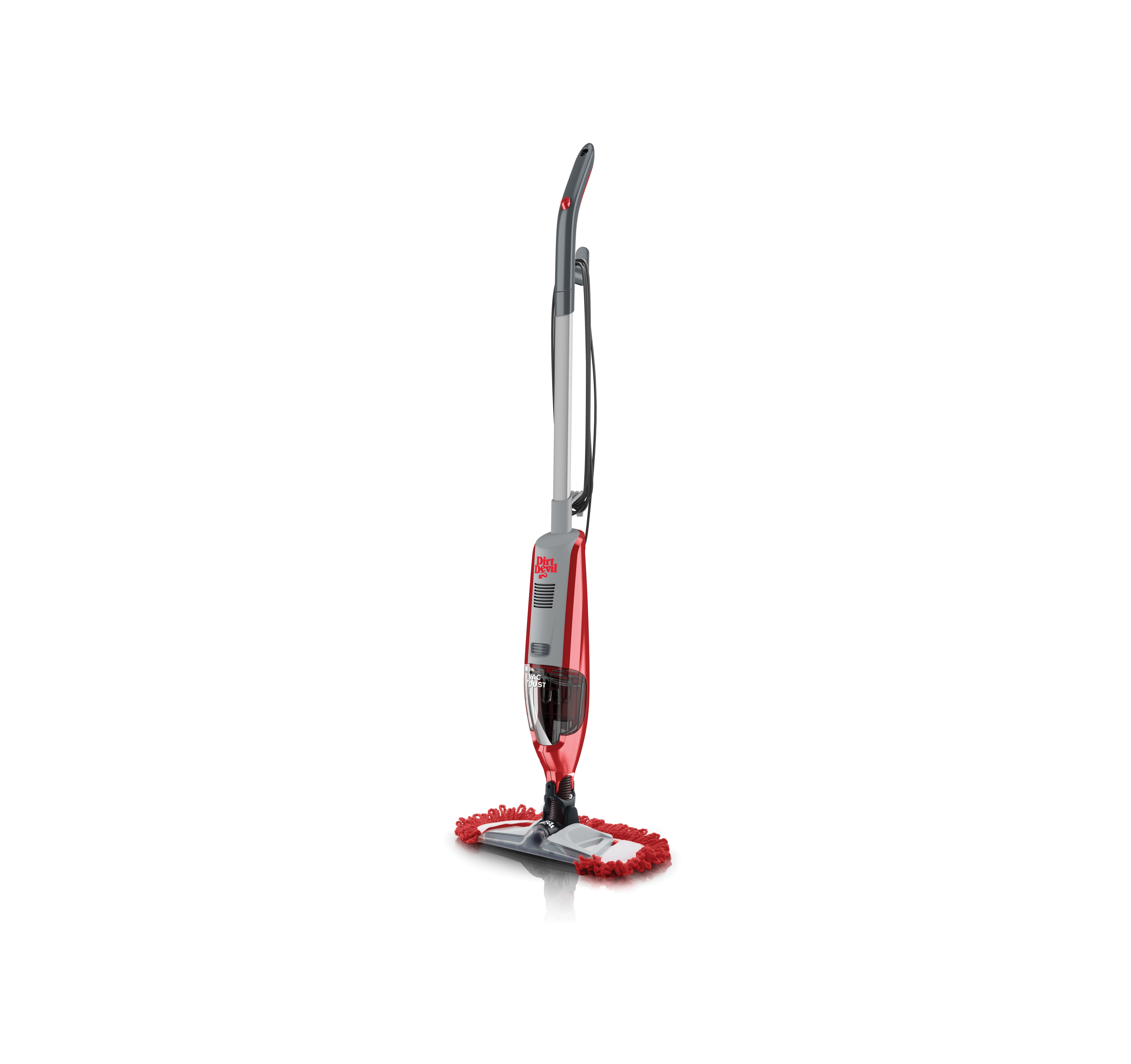 Vac + Dust Corded Stick Vacuum2