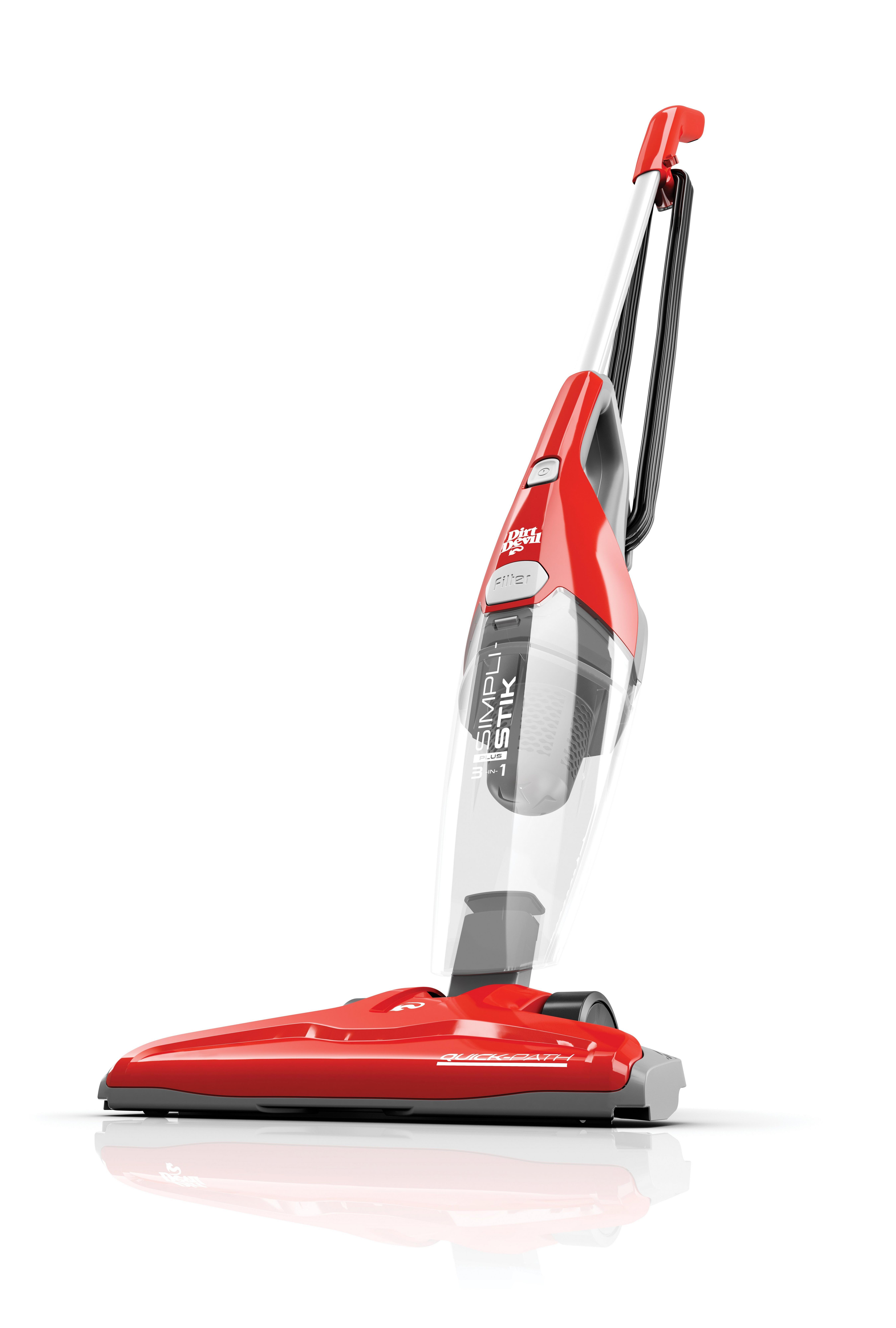 Simplistik Plus 3-in-1 Corded Stick Vacuum2