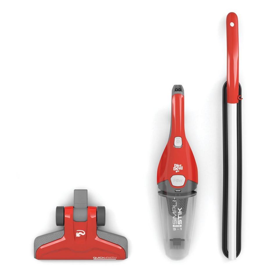 Simplistik Plus 3-in-1 Corded Stick Vacuum - SD22010