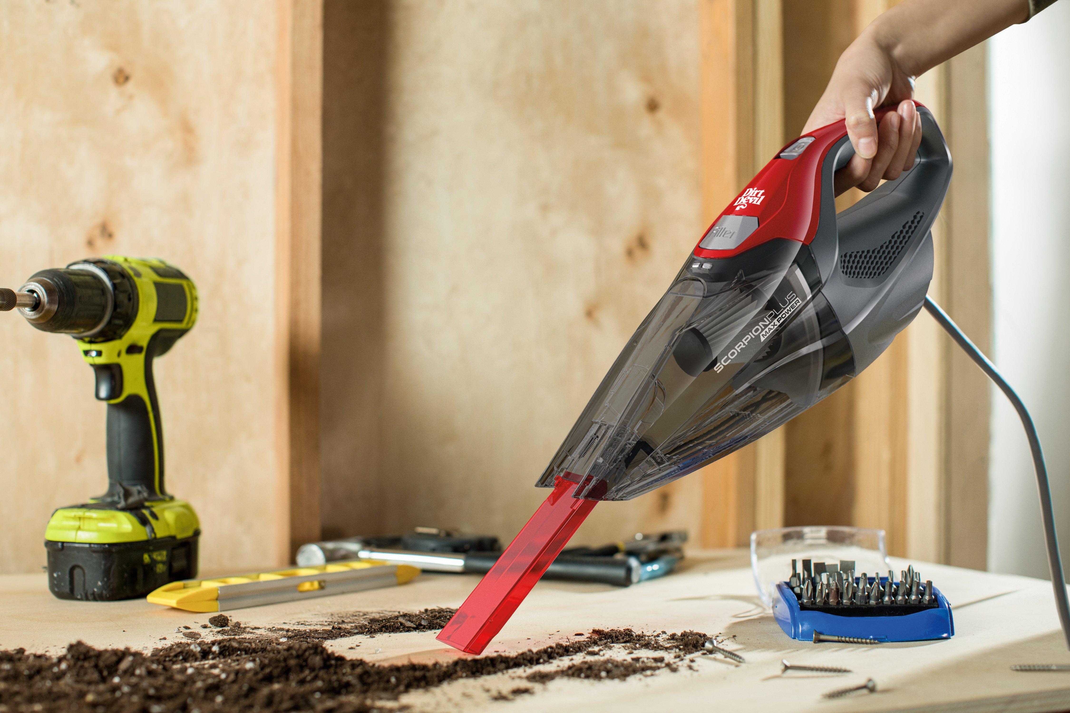 Scorpion+ Hand Vacuum5