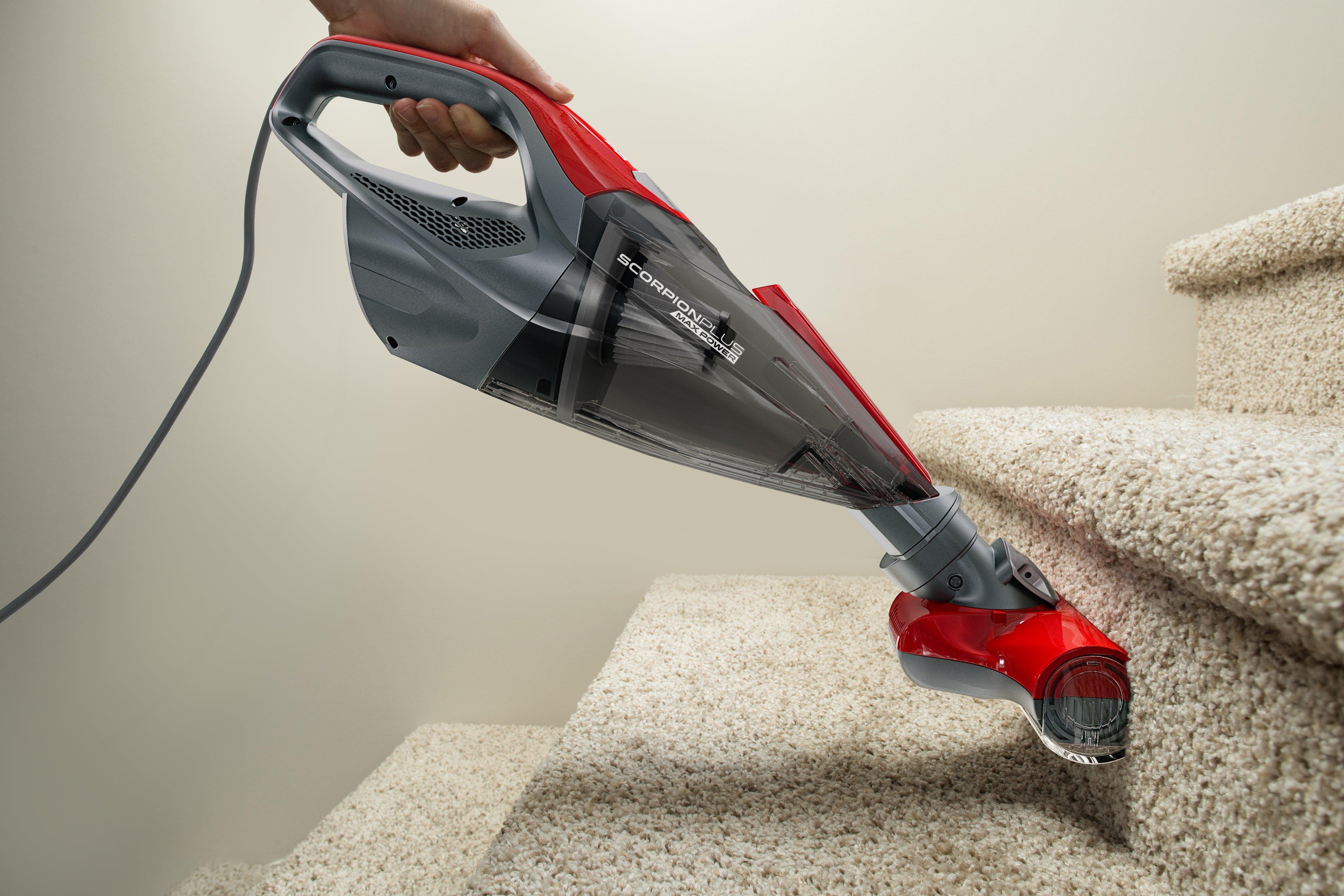 Scorpion+ Hand Vacuum2