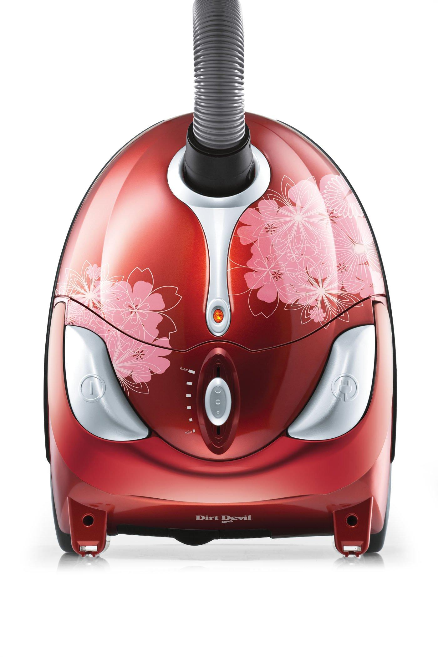 Tattoo Crimson Bouquet Bagged Canister Vacuum3