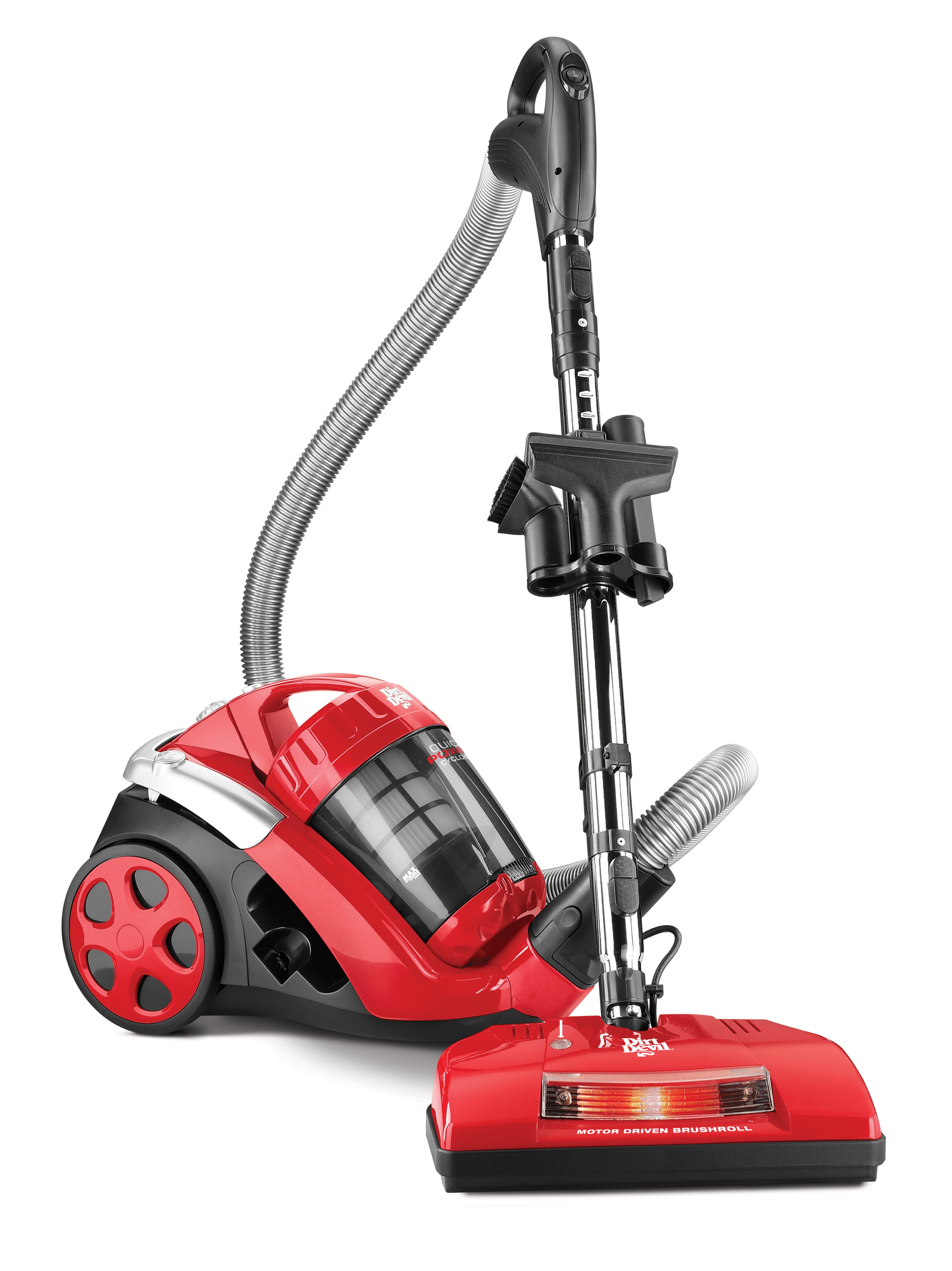 Quick Power Cyclonic Canister Vacuum2