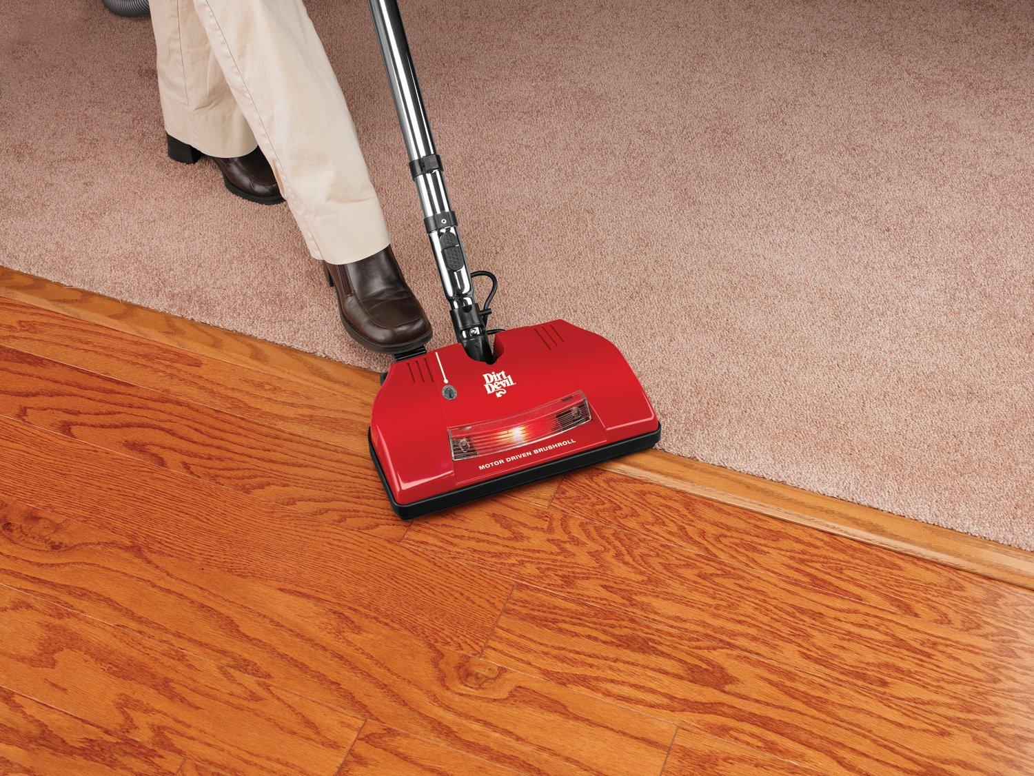 Quick Power Cyclonic Canister Vacuum3