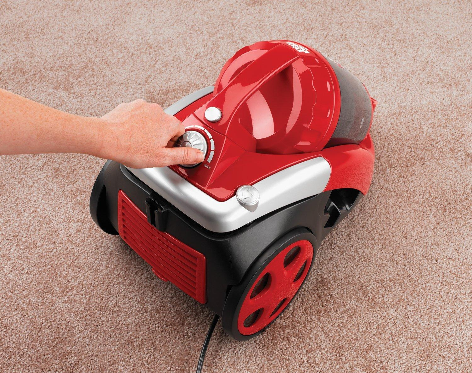 Quick Power Cyclonic Canister Vacuum6