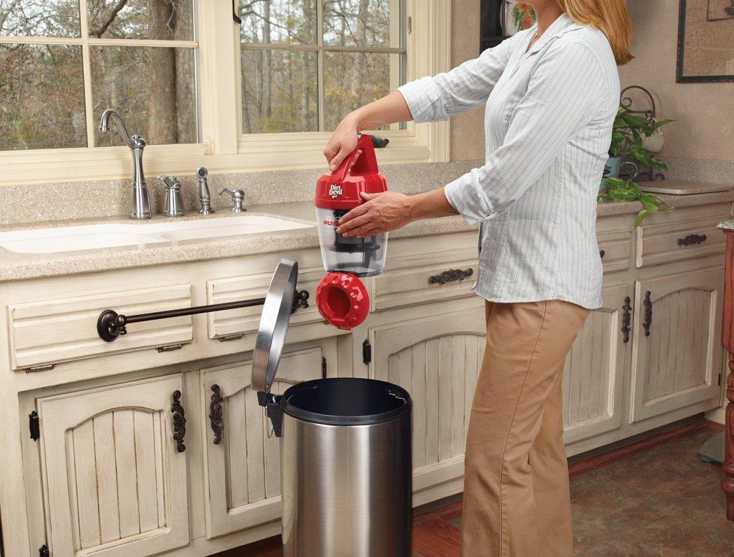 Quick Power Cyclonic Canister Vacuum7