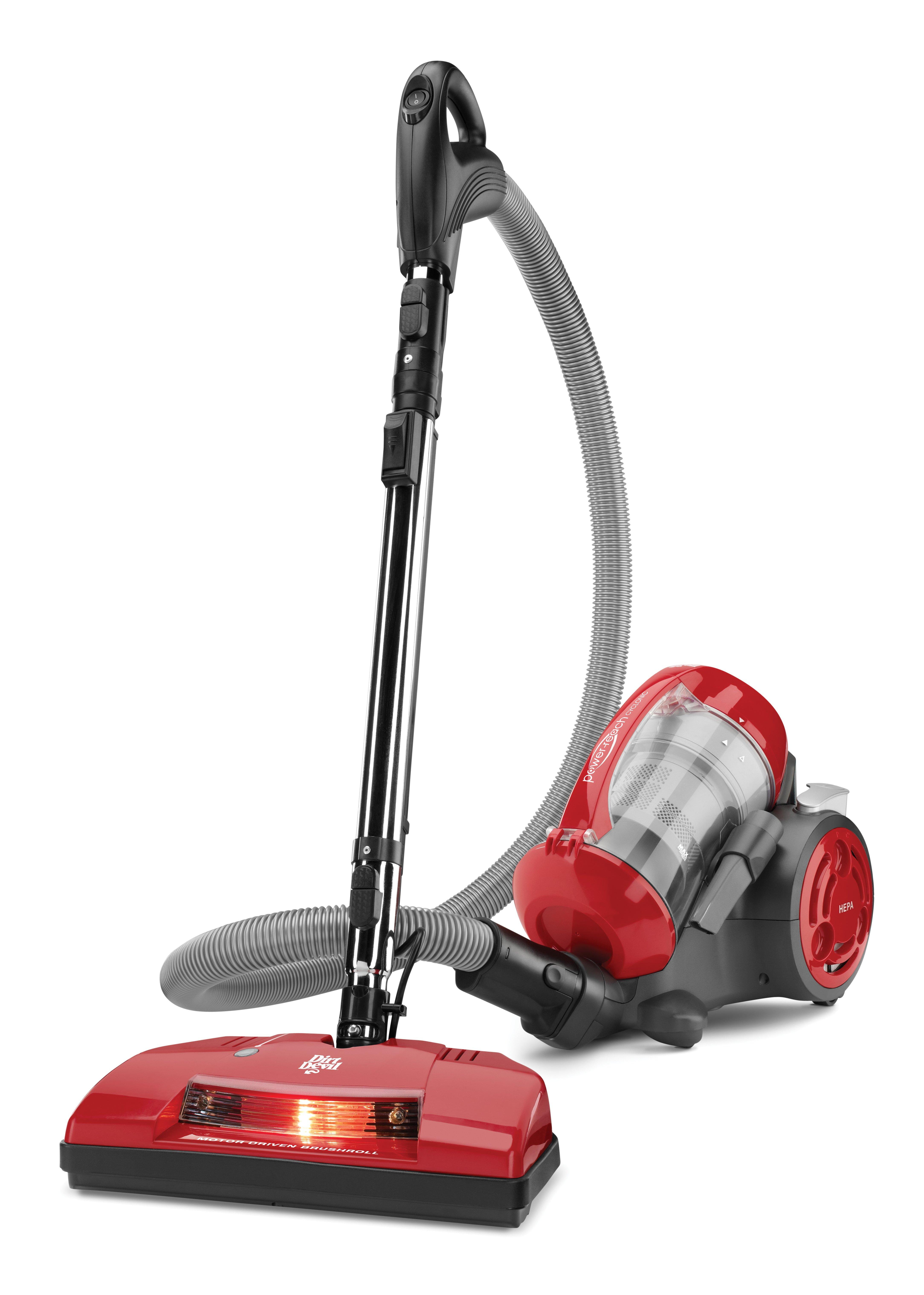 Power Reach Multi-Cyclonic Canister Vacuum1