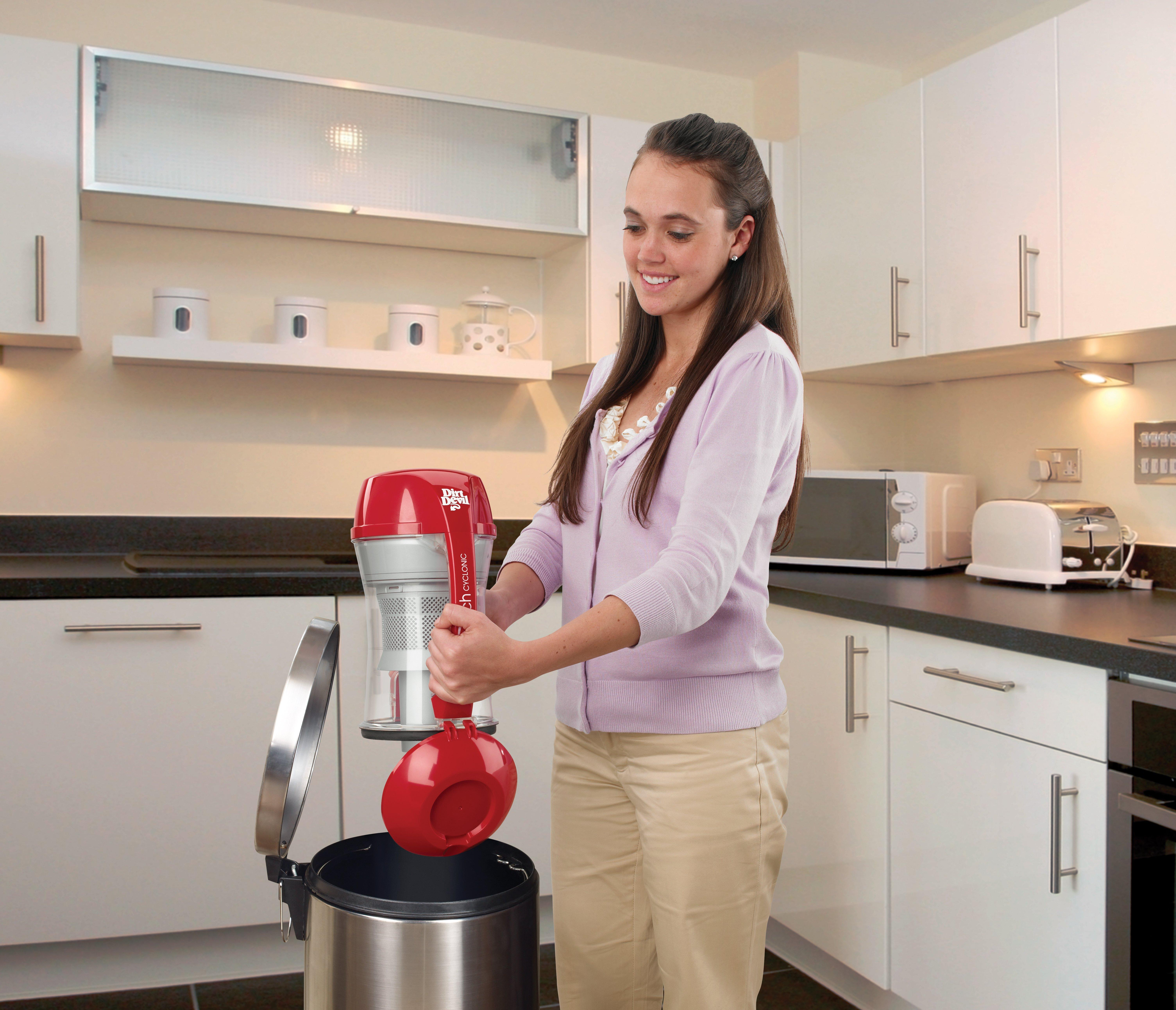 Power Reach Multi-Cyclonic Canister Vacuum6