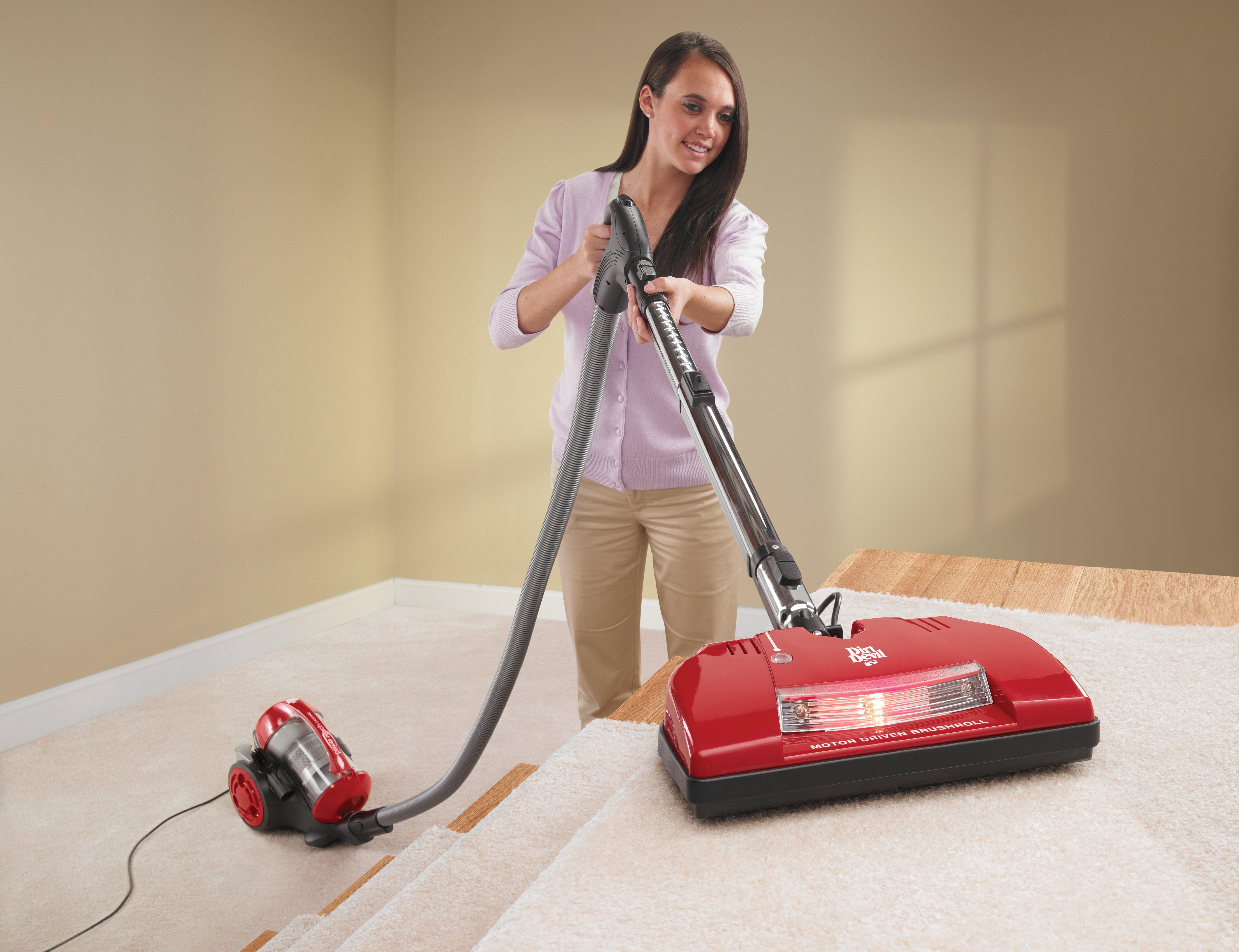 Power Reach Multi-Cyclonic Canister Vacuum2