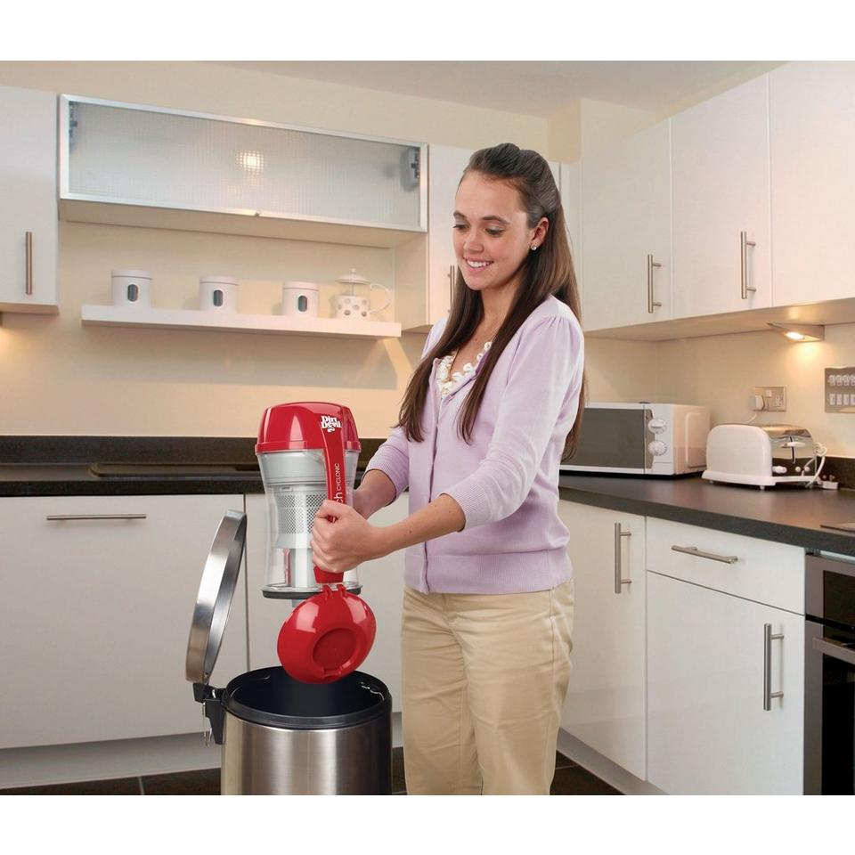Power Reach® Pet Multi-Cyclonic Canister - SD40035CDI