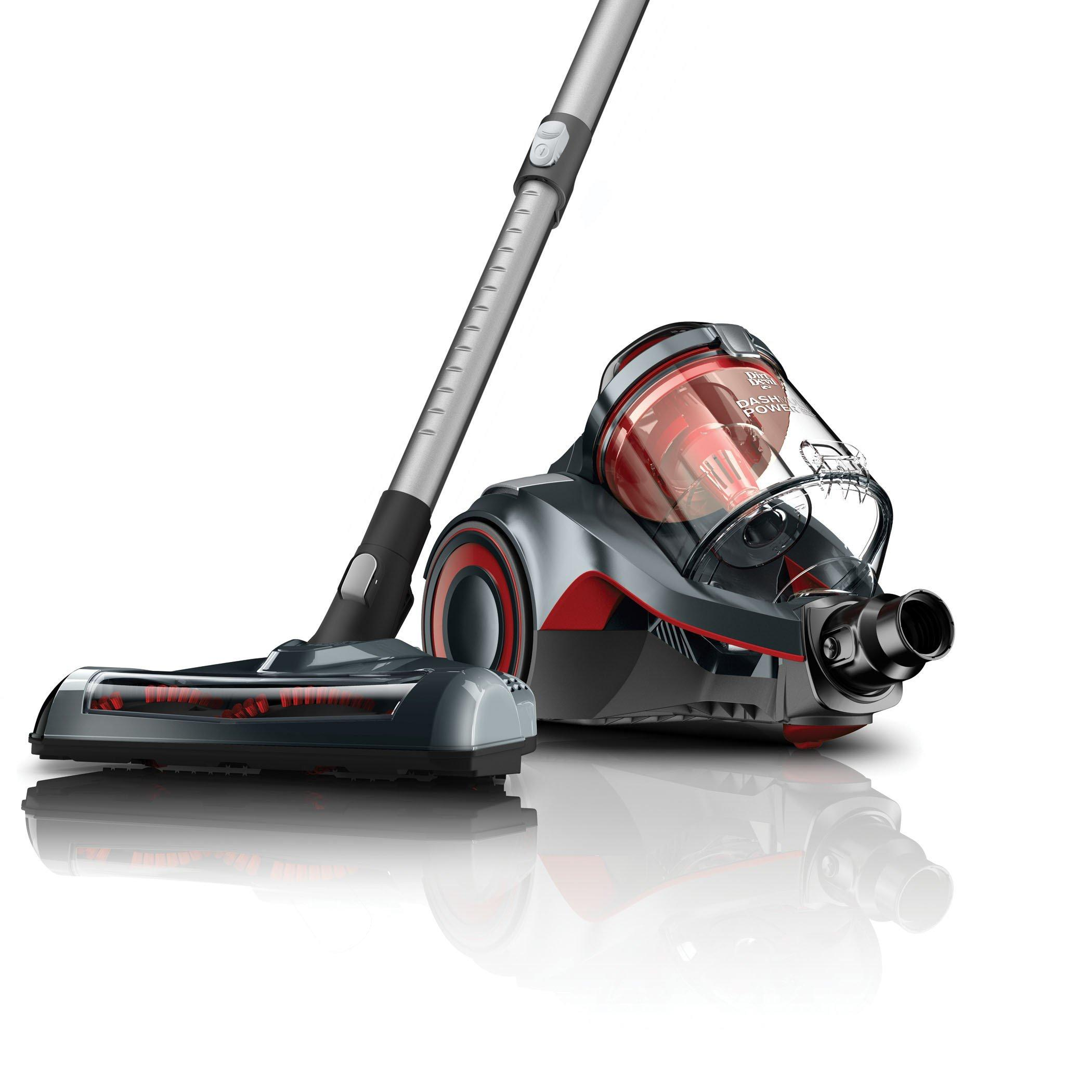 DASH Multi Power Carpet & Hard Floor Canister Vacuum2