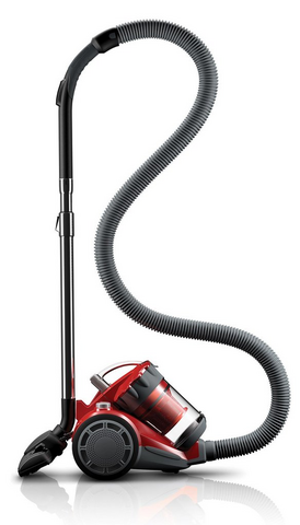 Featherlite Lightweight Cyclonic Canister Vacuum - SD40120