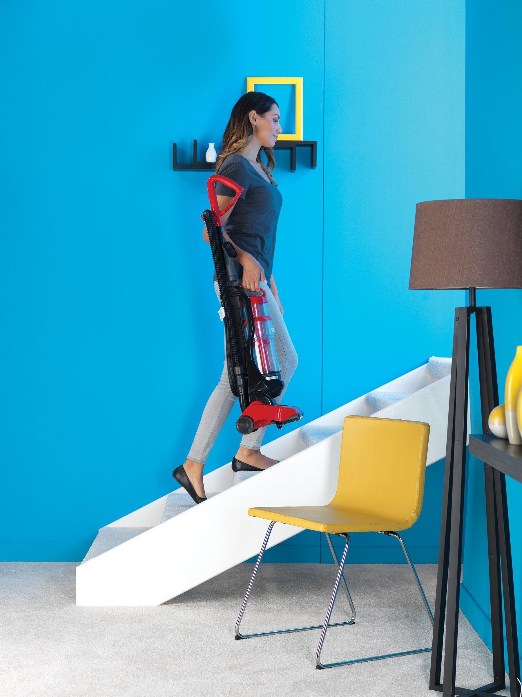 Easy Lite Cyclonic Upright Vacuum6