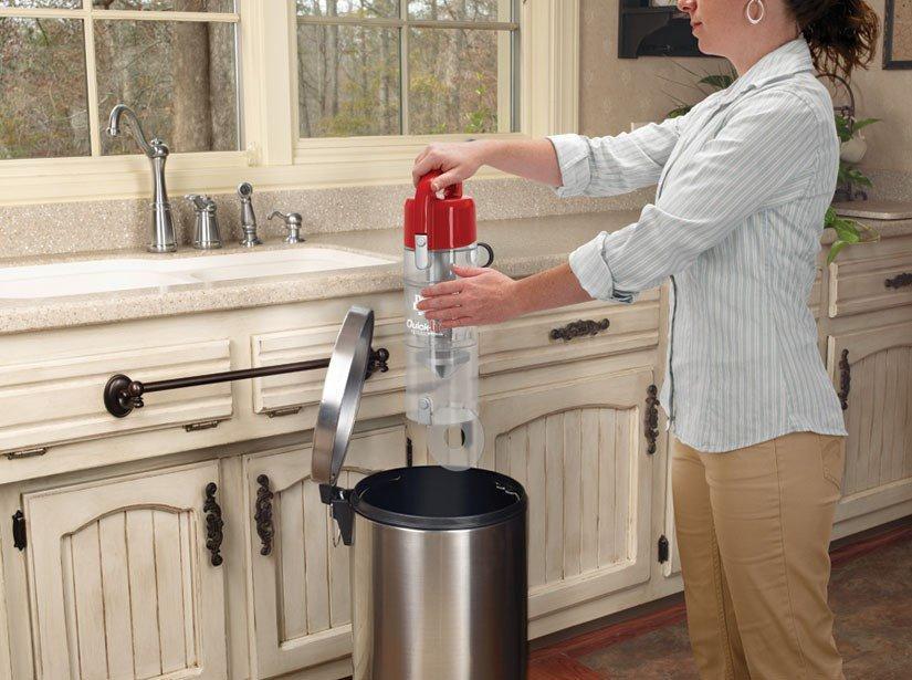 Quick-Lite Plus Cyclonic Upright Vacuum6
