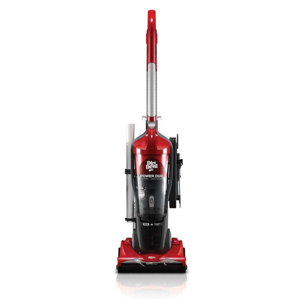 Power Duo Cyclonic Upright Vacuum