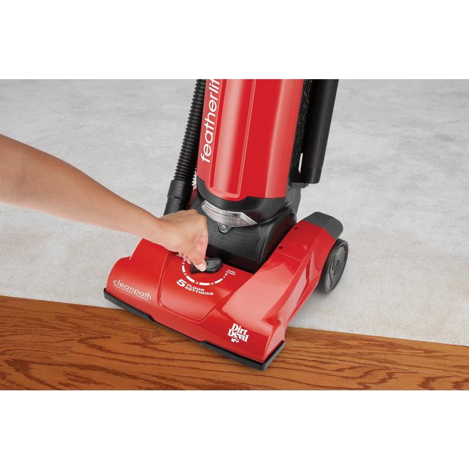 Featherlite Bagged Upright Vacuum - UD30010