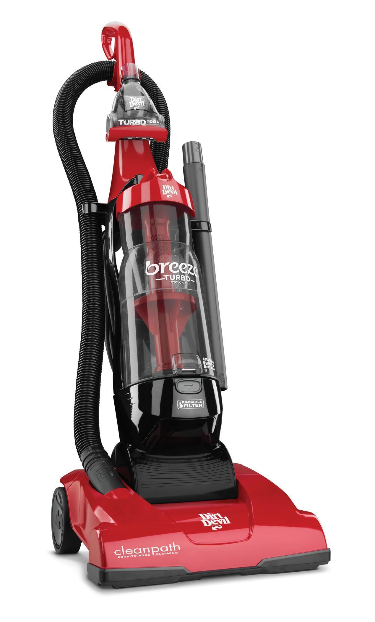 Breeze Turbo Cyclonic Upright Vacuum2