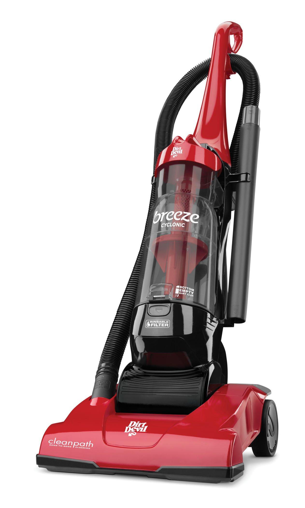 Breeze Cyclonic Upright Vacuum2