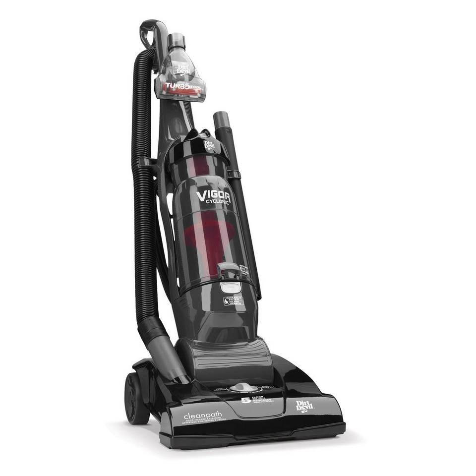 Vigor Turbo Bagless Upright - UD70110CDI