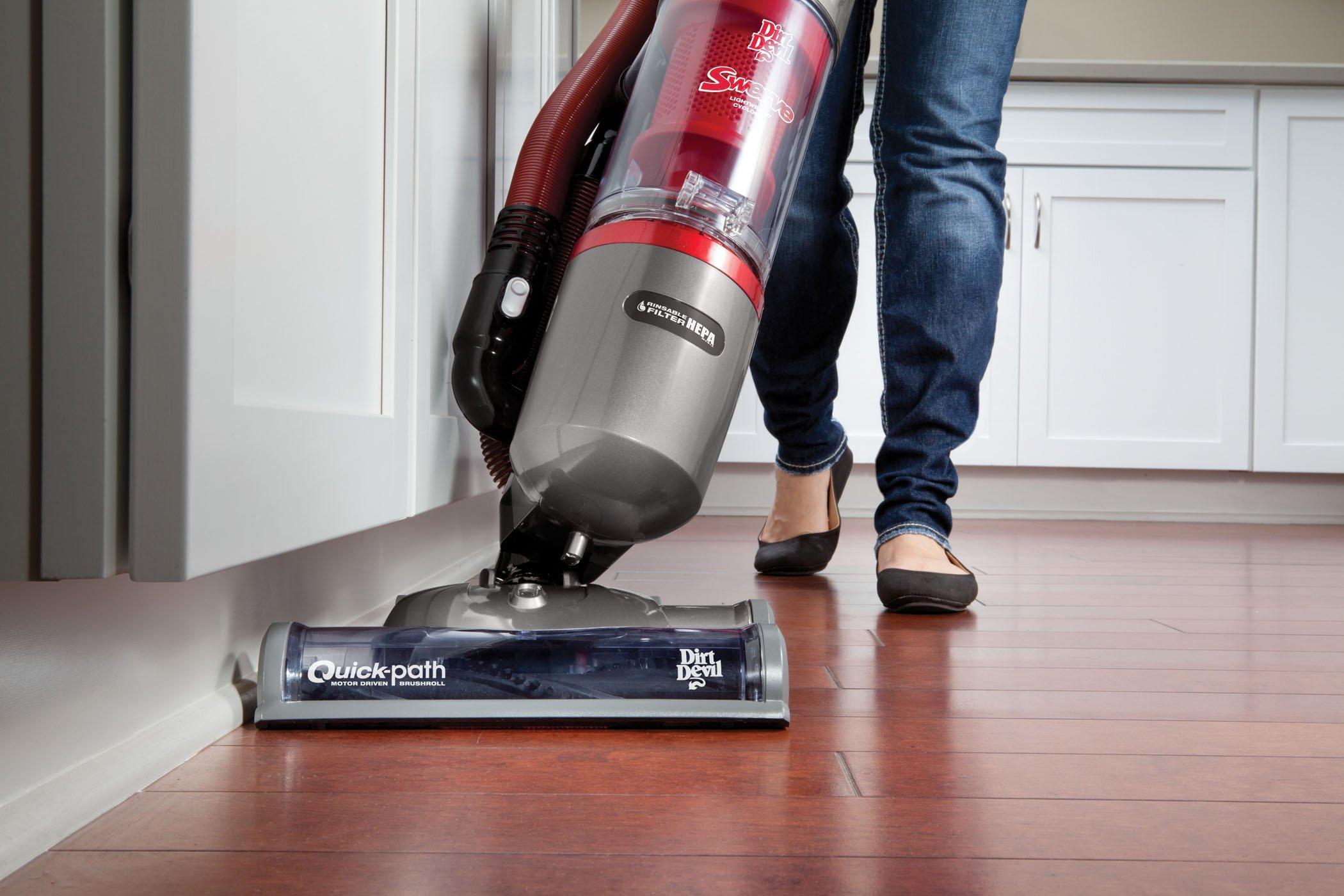 Swerve Lightweight Cyclonic Upright Vacuum3