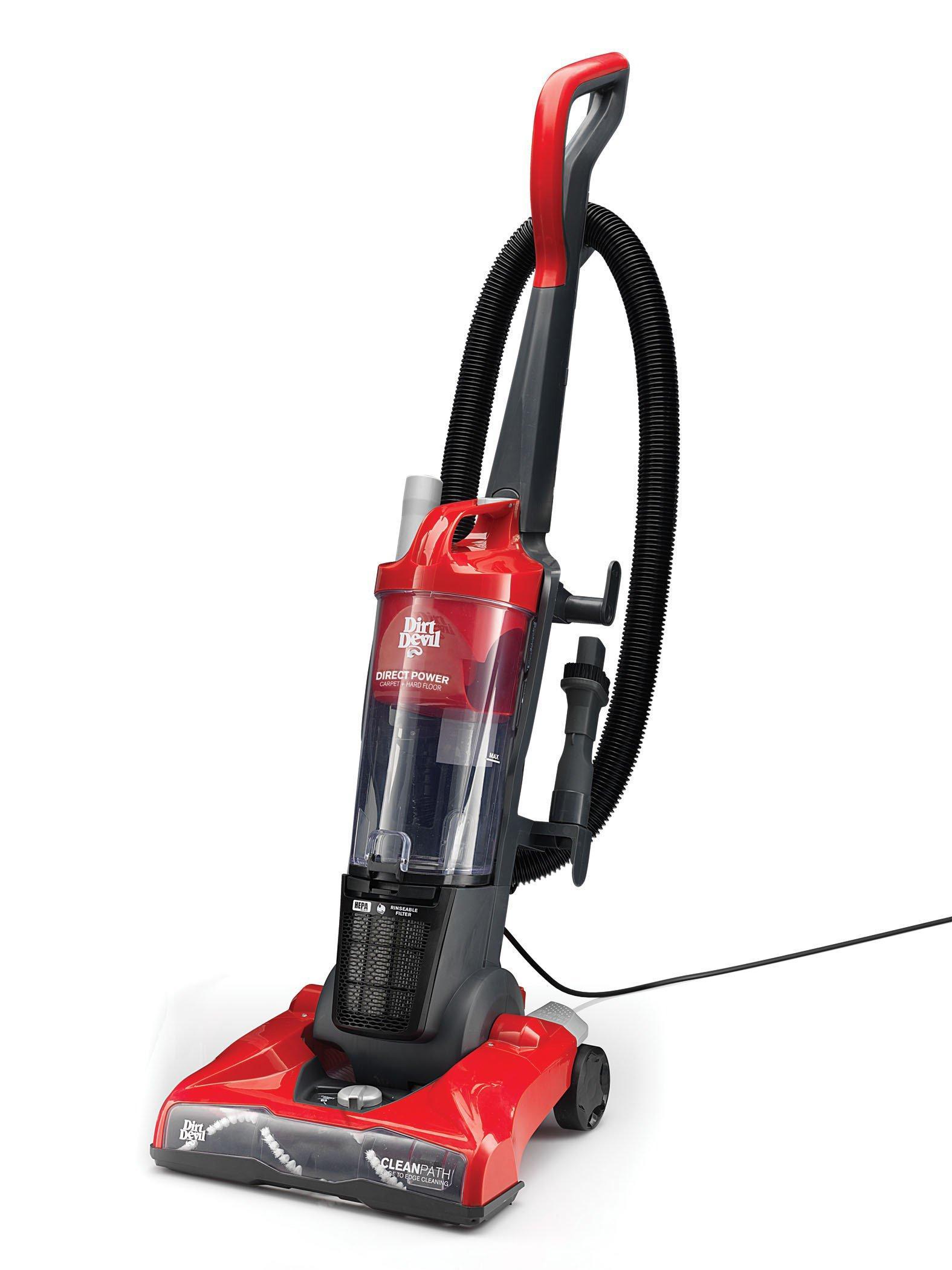Direct Power Upright Vacuum3