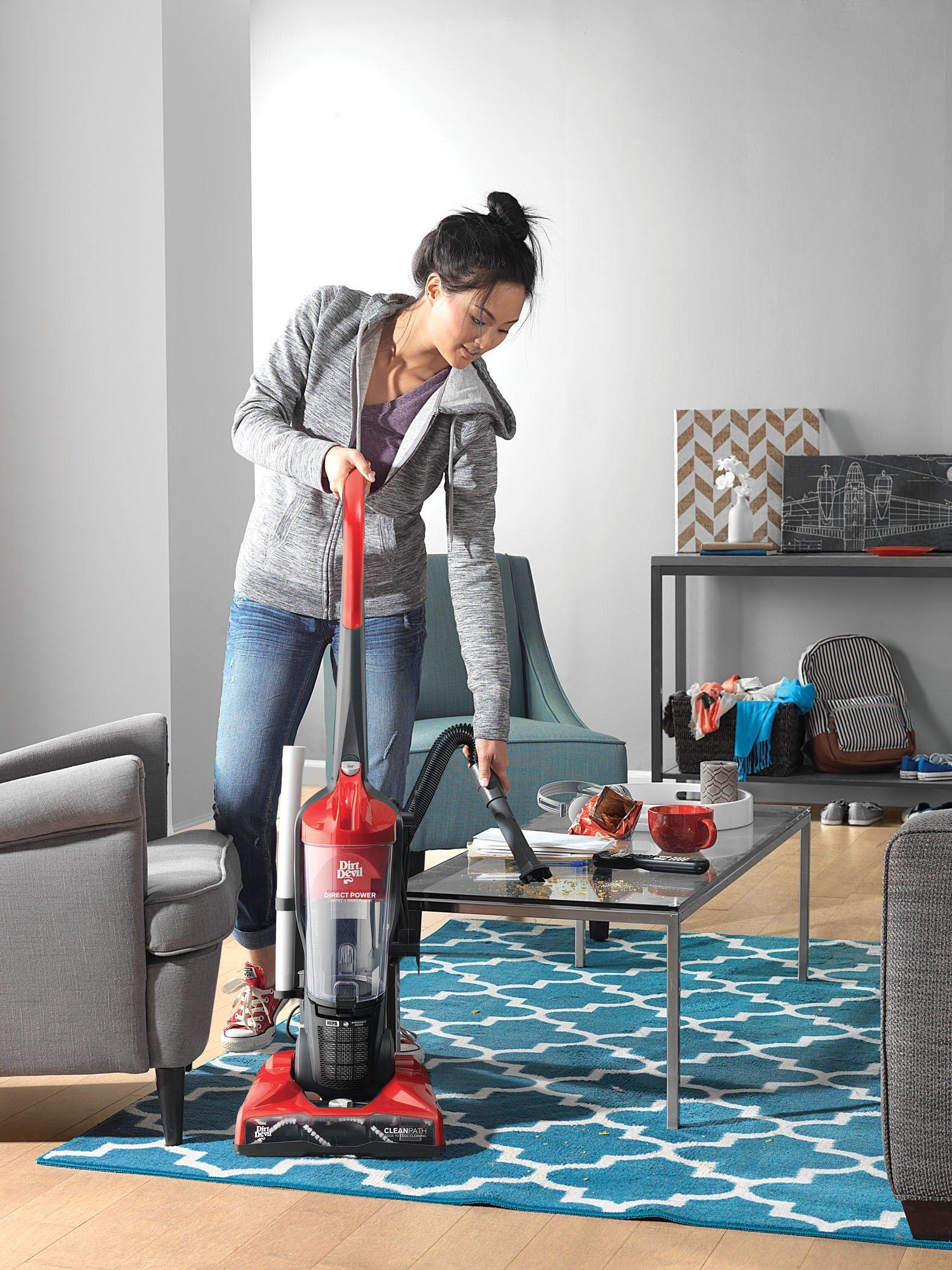 Direct Power Upright Vacuum5
