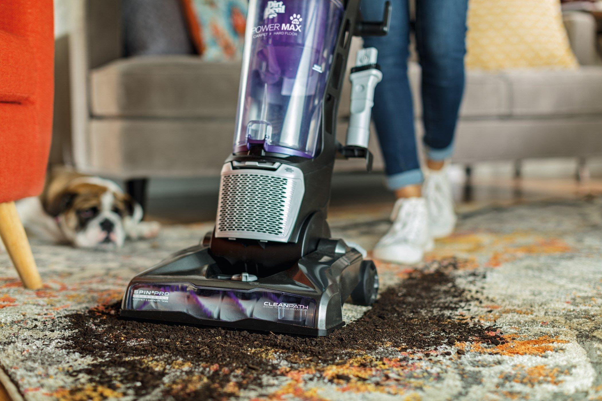 Power Max Pet Upright Vacuum4