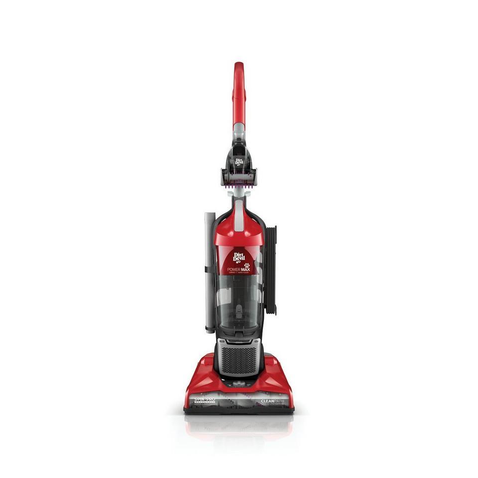 Power Max Pet Bagless Upright Vacuum