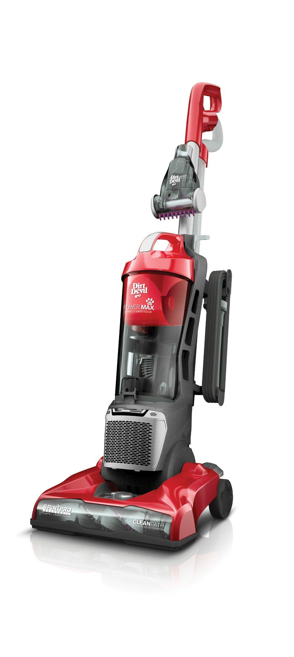 Power MAX Pet Upright Vacuum2