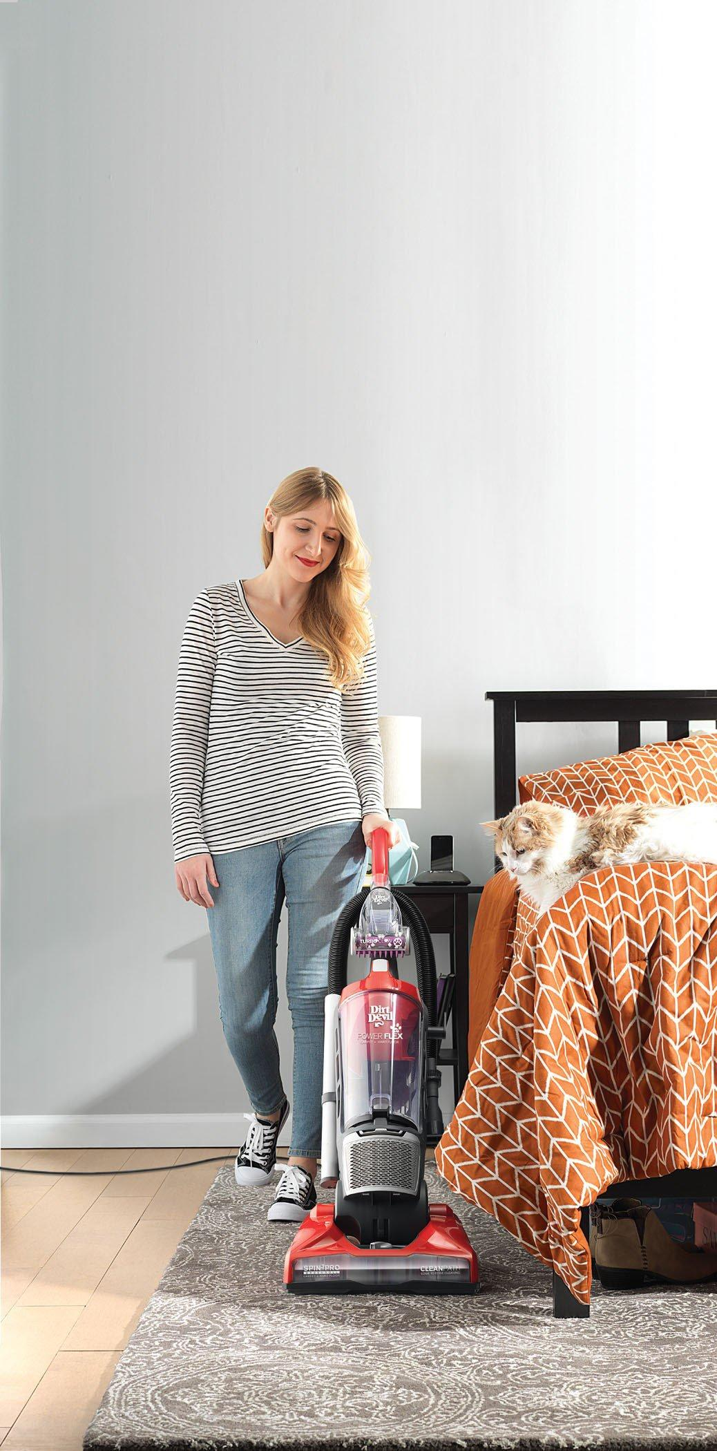 Power Flex Pet Upright Vacuum3