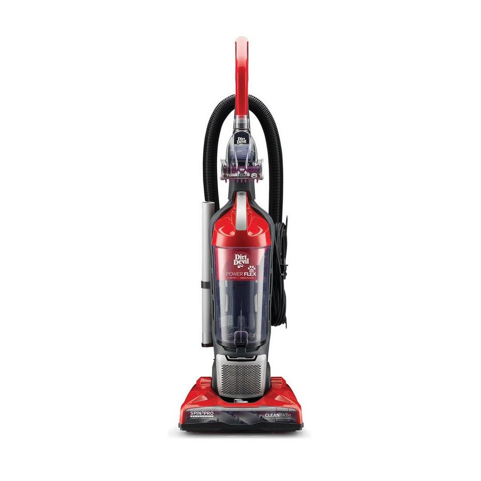 Power Flex Pet Upright Vacuum Ud70169 Dirt Devil