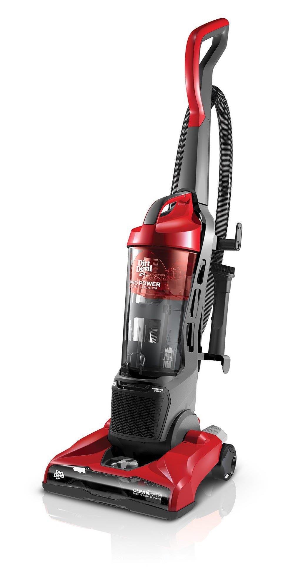 Pro Power Cyclonic Upright Vacuum2