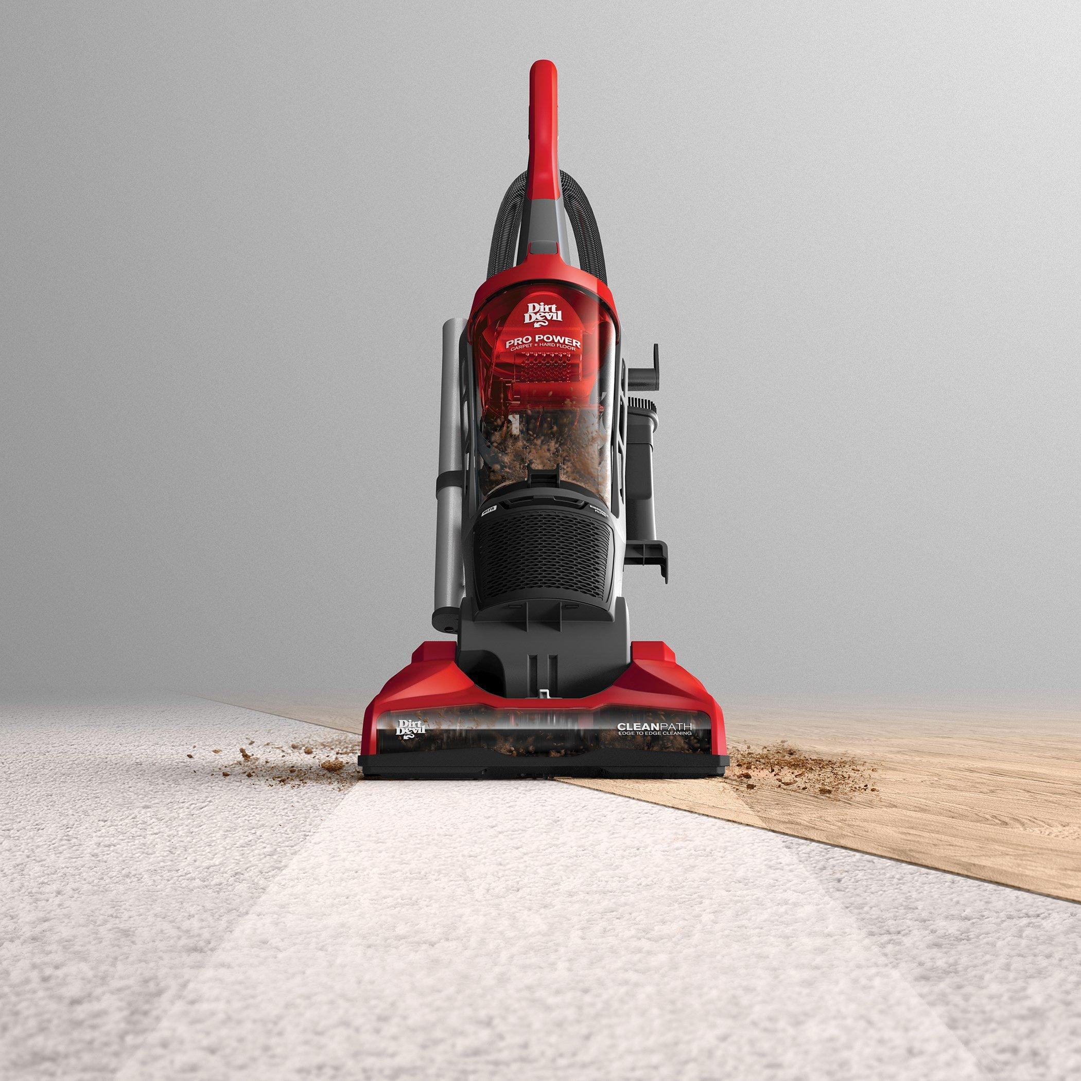 Pro Power Cyclonic Upright Vacuum3
