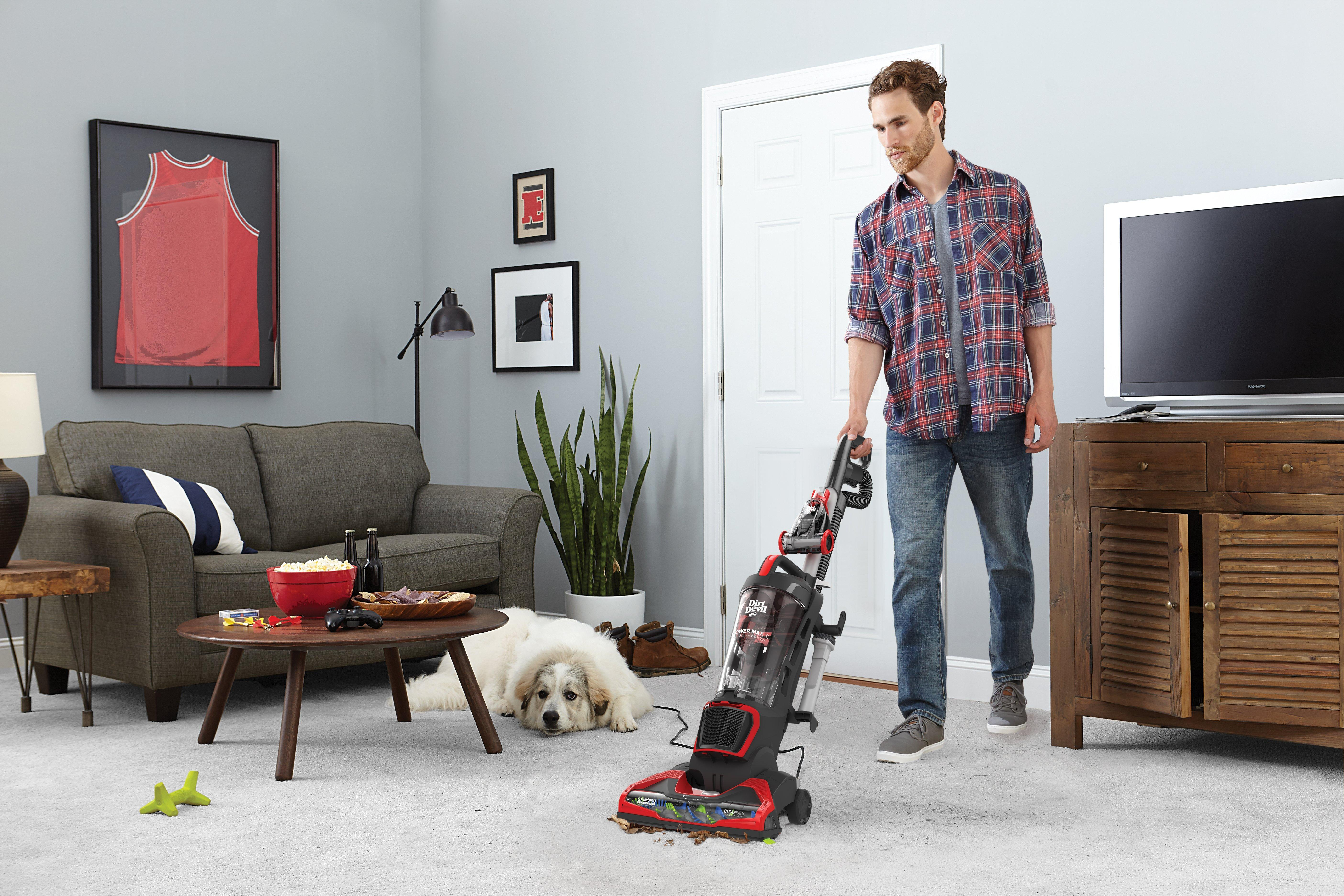 Pro Power XL Upright Vacuum5
