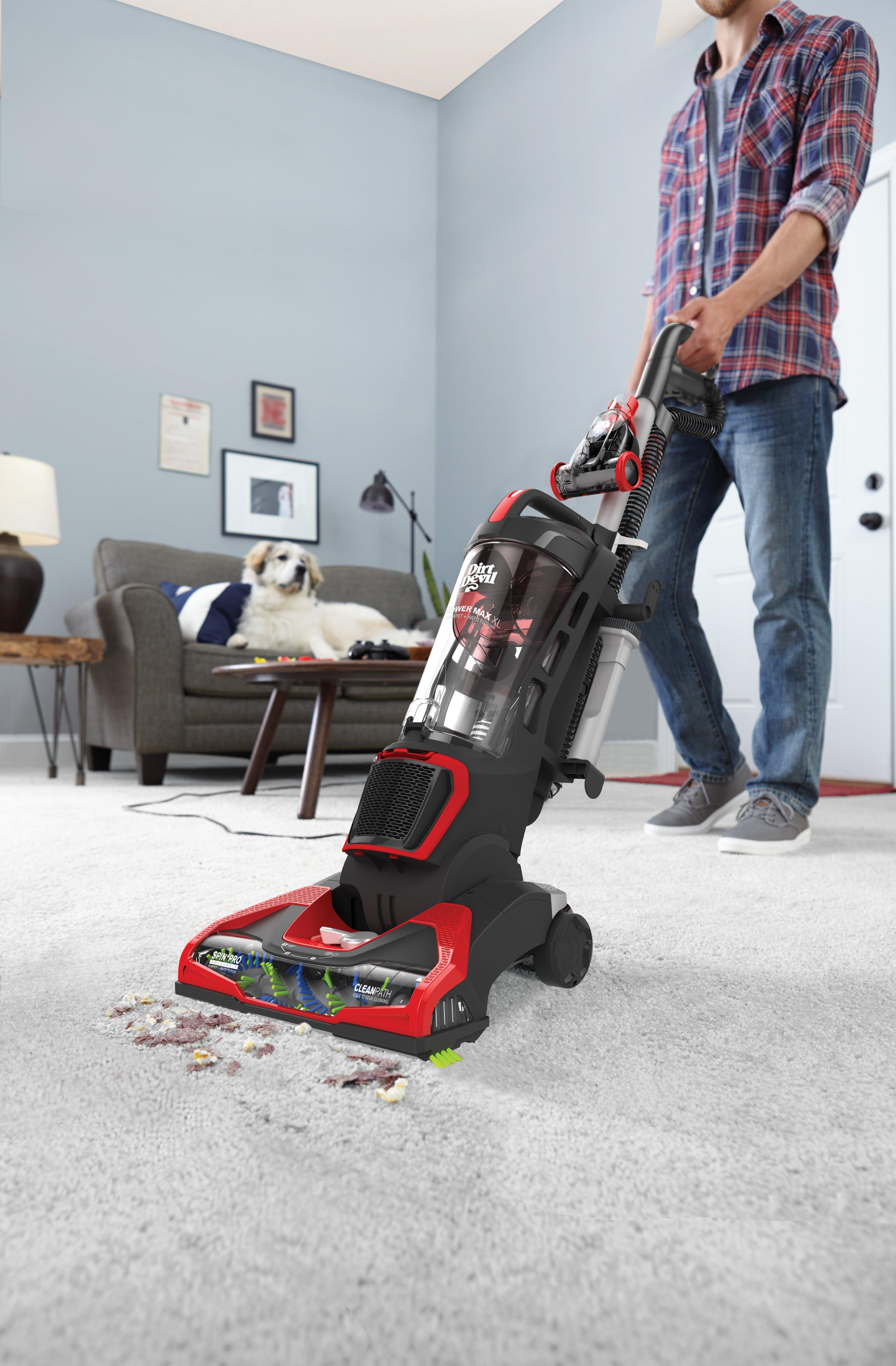 Pro Power XL Upright Vacuum2