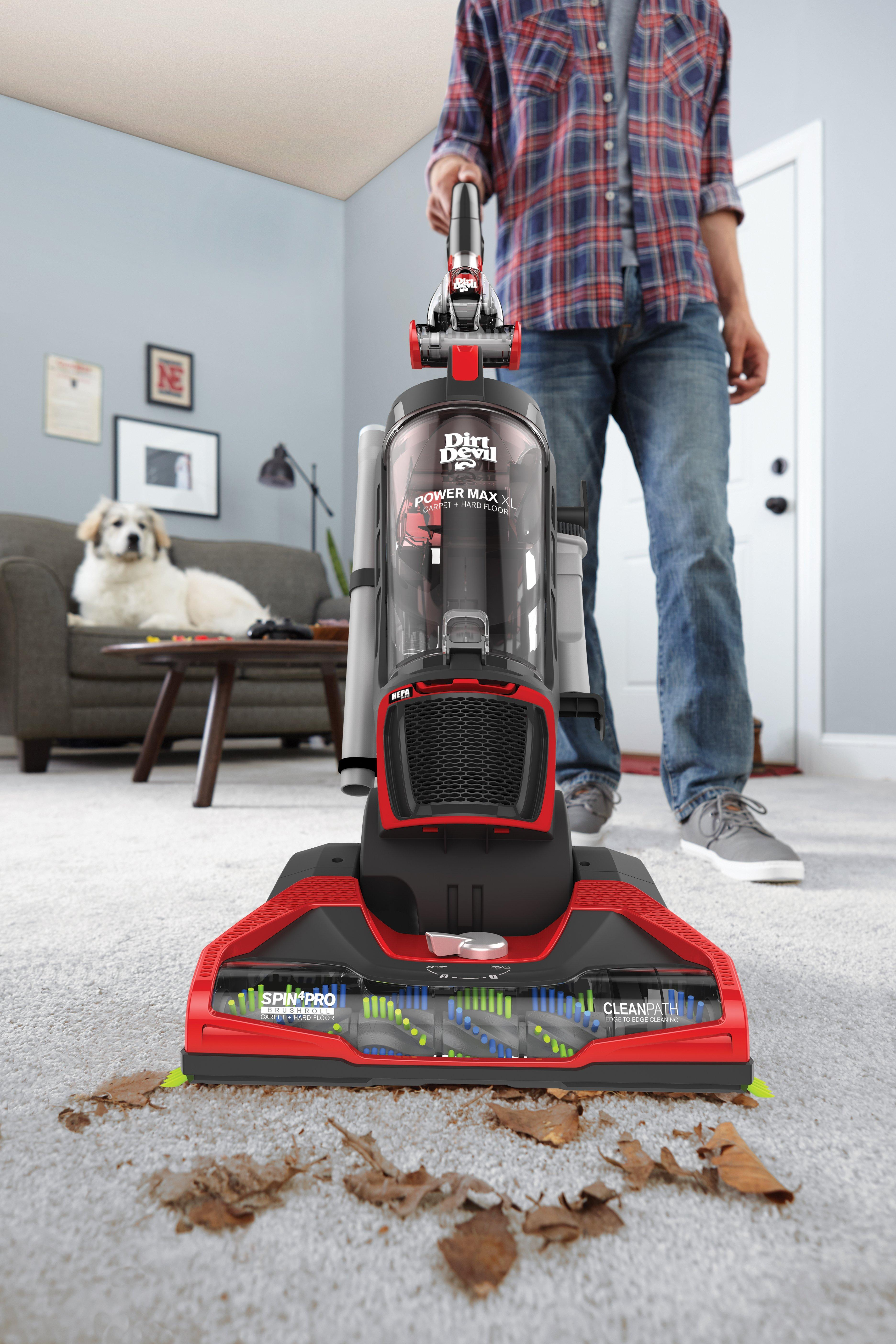 Pro Power XL Upright Vacuum3