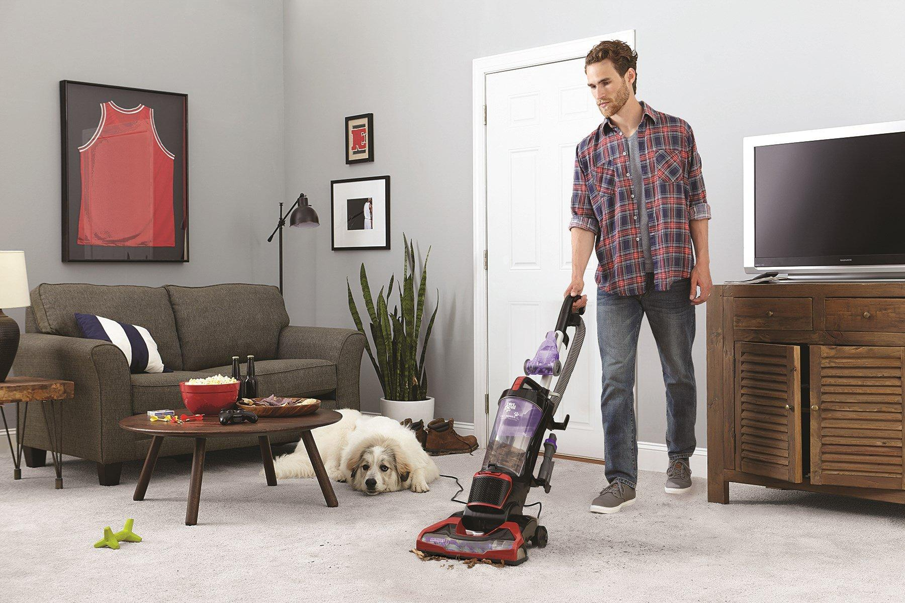 Pro Power XL Pet Upright Vacuum3