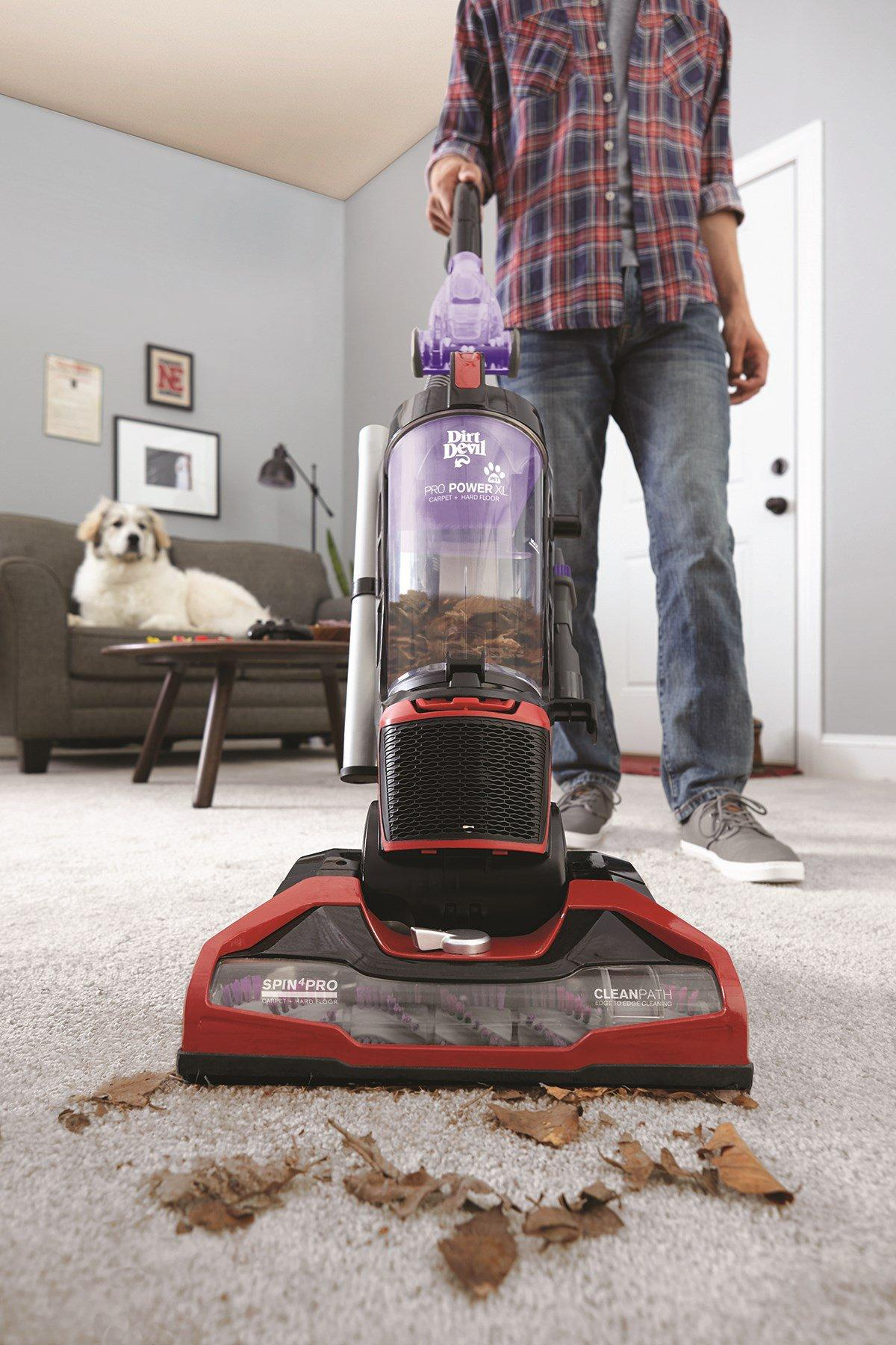 Pro Power XL Pet Upright Vacuum5