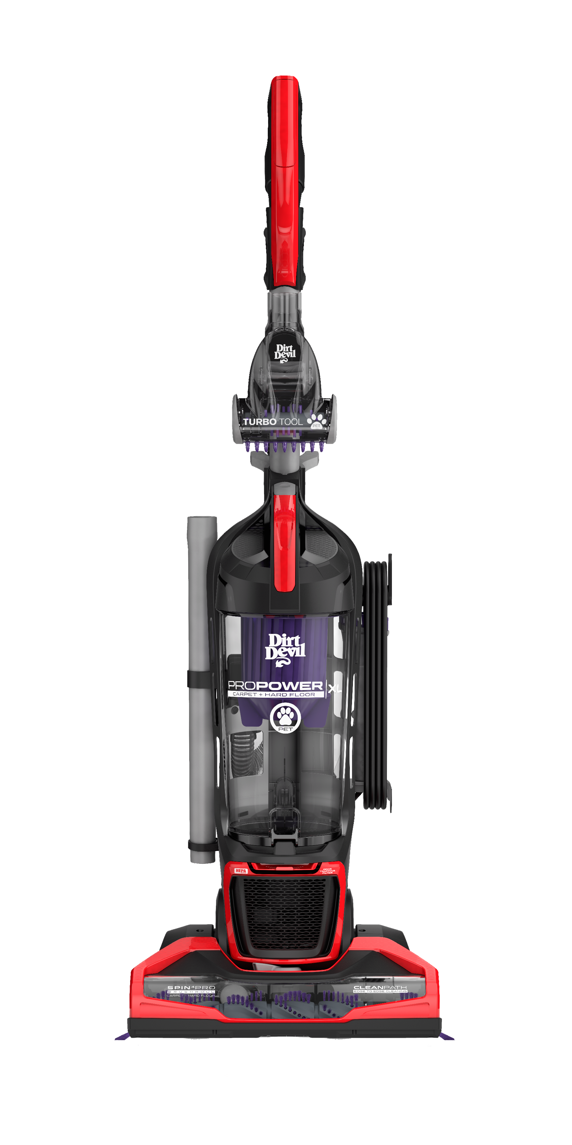 Pro Power XL Pet Upright Vacuum1