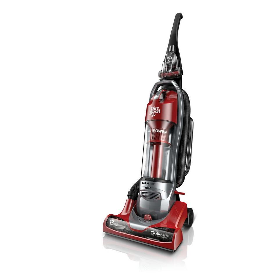 Total Power Cyclonic Upright Vacuum Ud70212 Dirt Devil