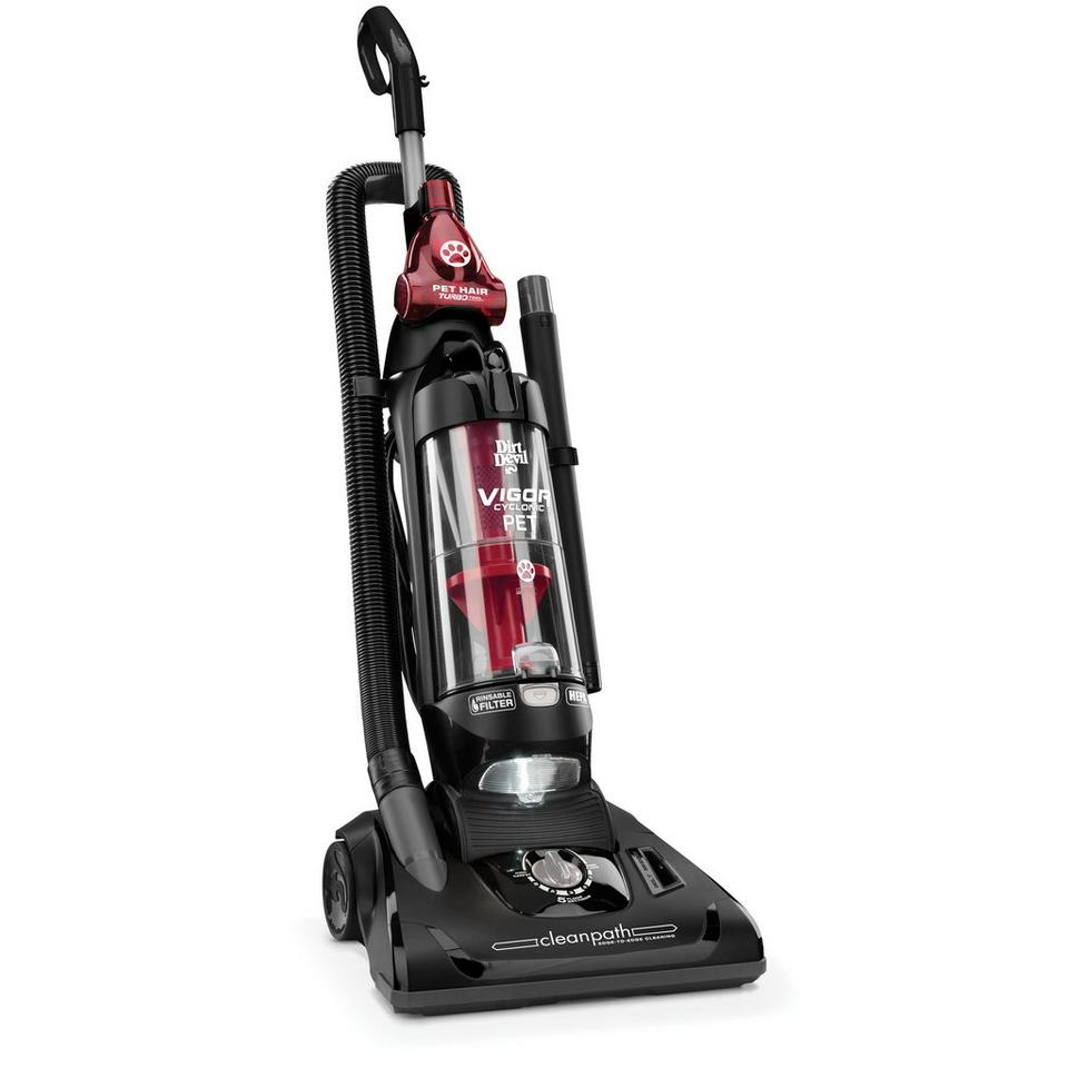 Vigor Pet Cyclonic Upright Vacuum - UD70222