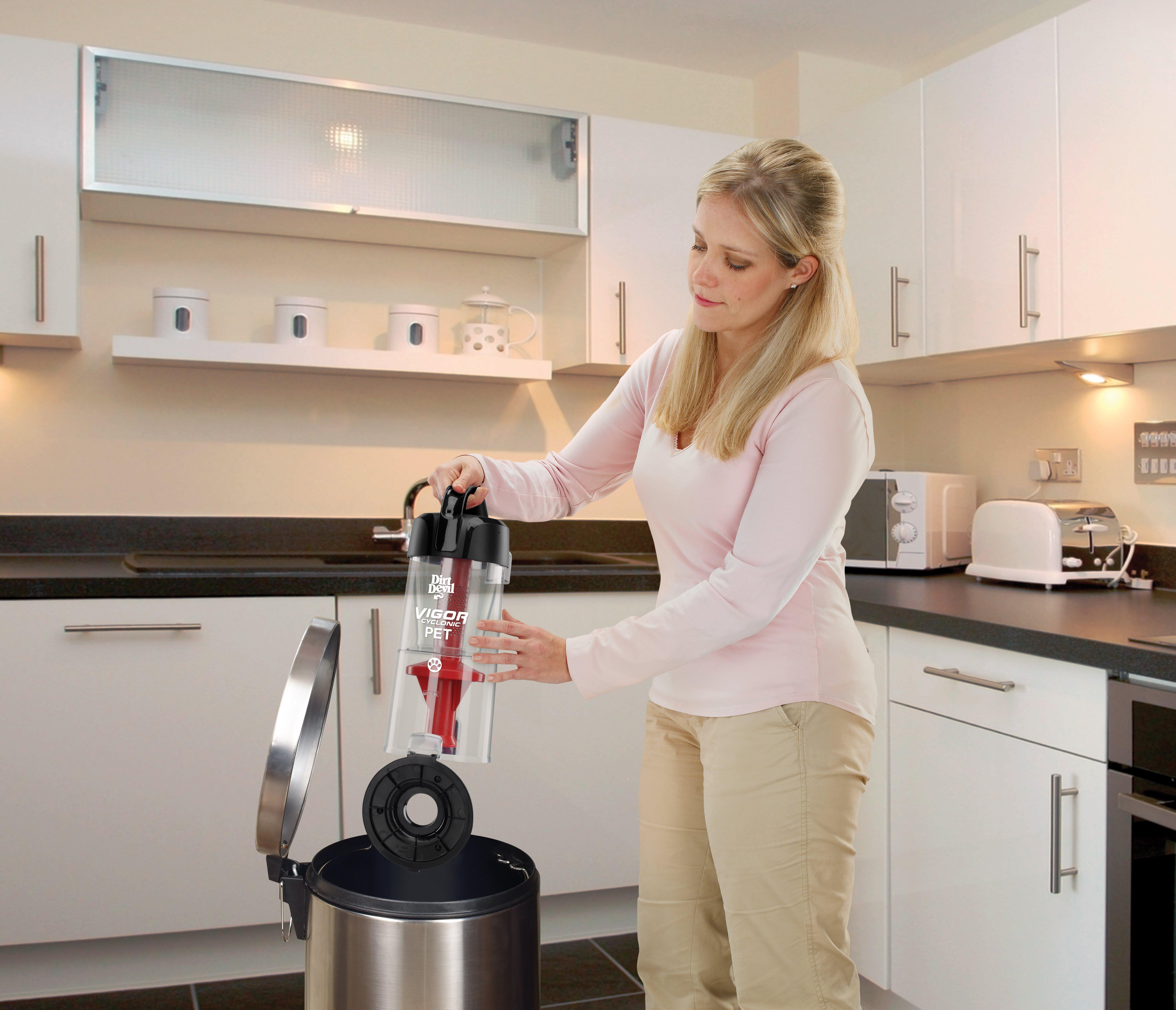Vigor Pet Cyclonic Upright Vacuum6