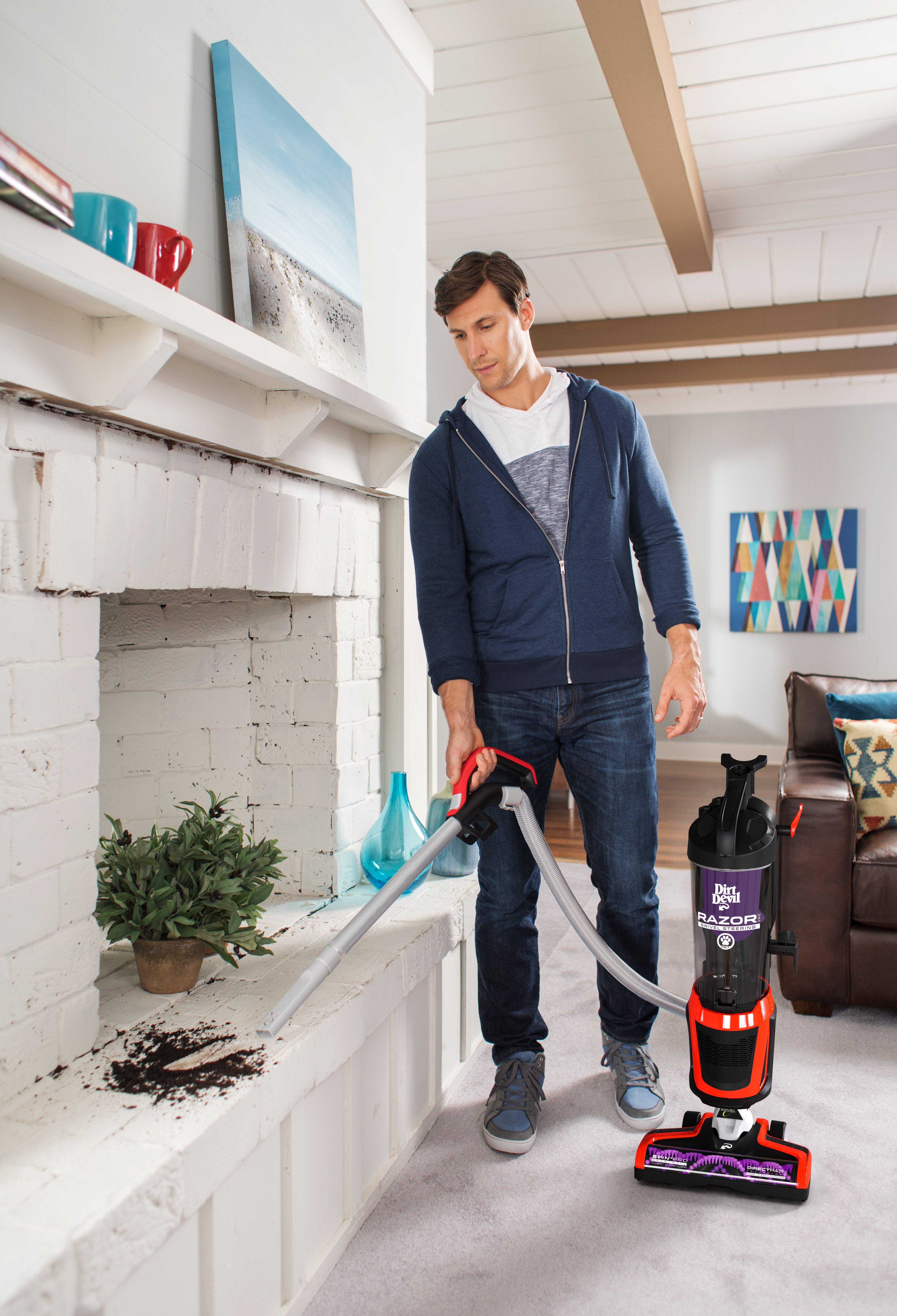 Razor Pet Upright Vacuum6